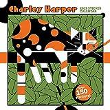 Charley Harper Sticker Calendar 2015