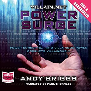Villain.net: Power Surge Audiobook