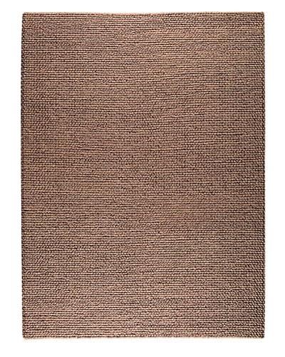 MAT The Basics Ladhak Rug, Dark Beige, 8' 3 x 11' 6