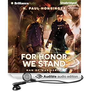 For Honor We Stand: Man of War, Book 2 (Unabridged)