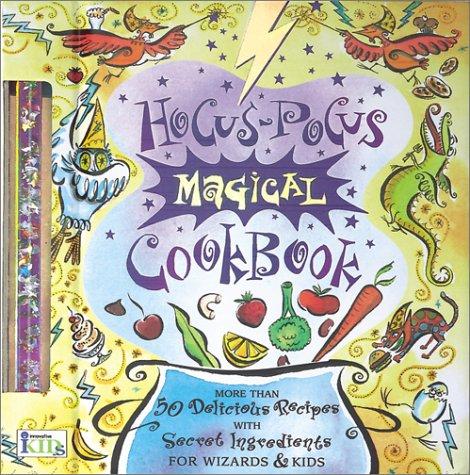 Hocus-Pocus Magical Cookbook