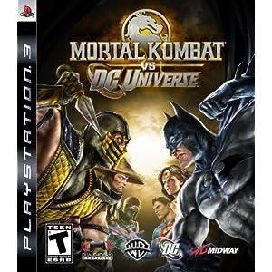 【クリックでお店のこの商品のページへ】Mortal Kombat vs. DC Universe(輸入版)