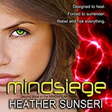 Mindsiege Audiobook by Heather Sunseri Narrated by Amy Landon