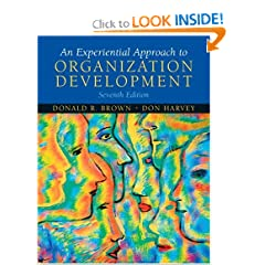 Experiential Approach to Organization Development, An (7th Edition)