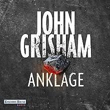 Anklage (       UNABRIDGED) by John Grisham Narrated by Charles Brauer