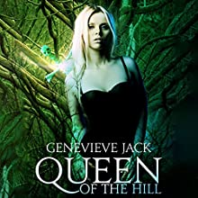 Queen of the Hill: Knight Games, Book 3 (       UNABRIDGED) by Genevieve Jack Narrated by Brittany Pressley