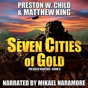 Seven Cities of Gold Audiobook