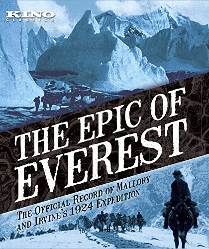 Epic of Everest [Blu-ray] [Import]