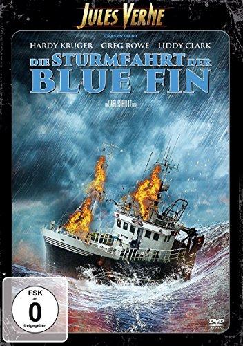 Die Sturmfahrt der Blue Fin