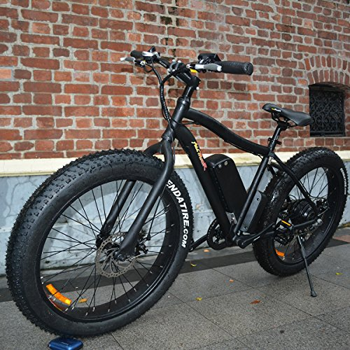 Electric Mountain Bikes Reviews - cover