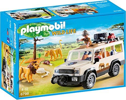 PLAYMOBIL-6798-Safari-Gelndewagen-mit-Seilwinde