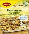 Maggi Fix Rosmarin Kartoffeln, 45er Pack (45 x 28 g) von Maggi - Gewürze Shop