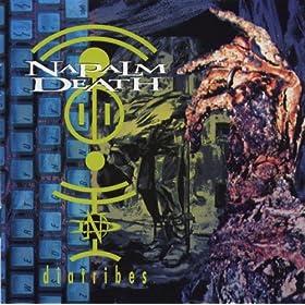Cubra la imagen de la canción Glimpse into genocide por Napalm Death