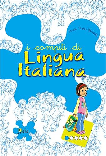 libro i compiti di lingua italiana per iniziare per la