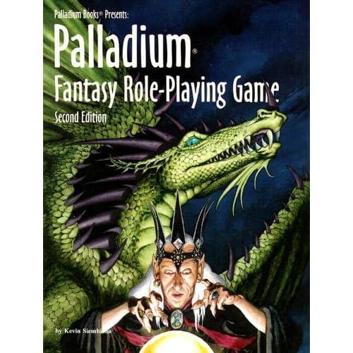 Palladium Fantasy image