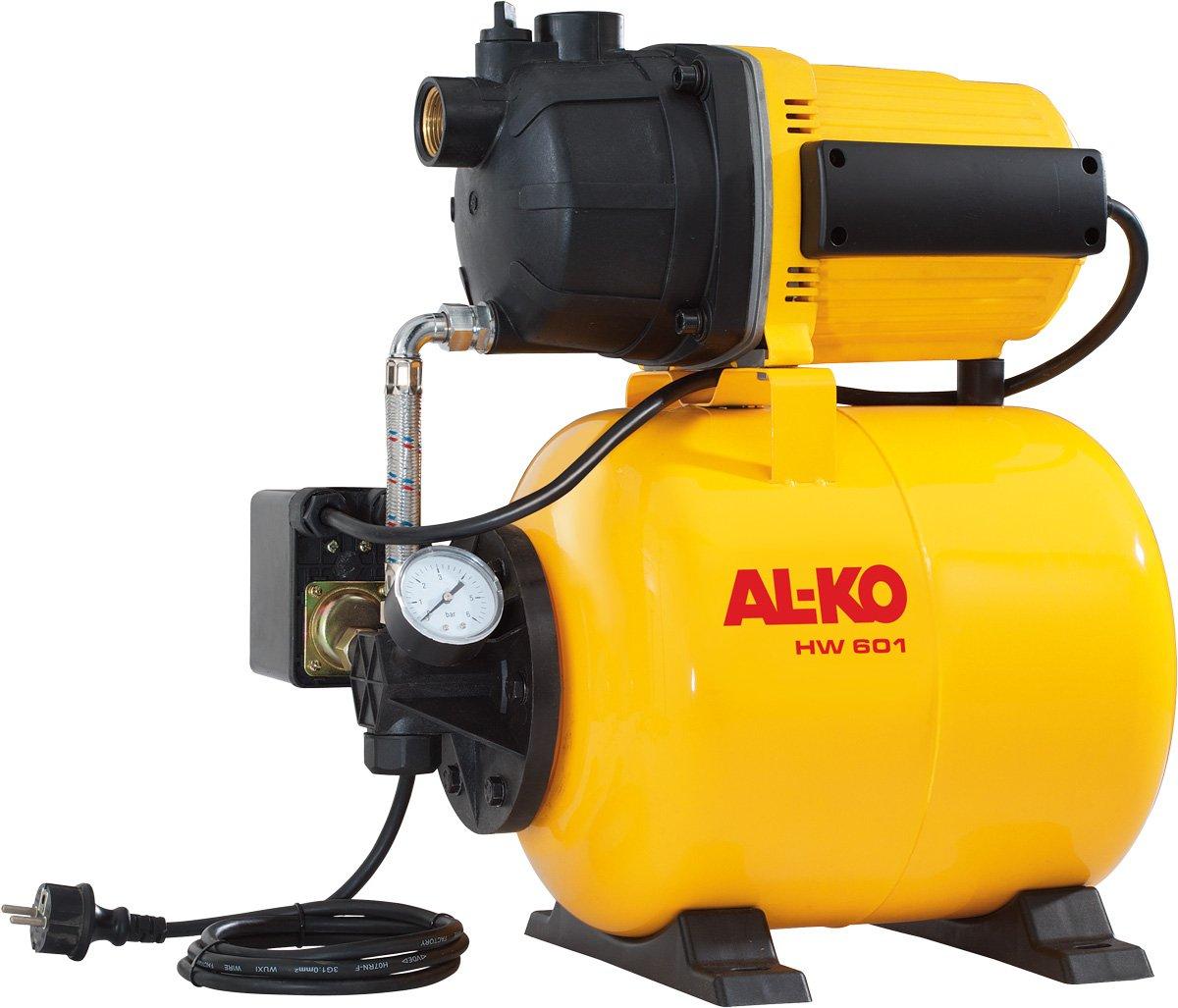 ALKO 112372 HW 601 Hauswasserwerk, 3100 L/h  BaumarktKritiken und weitere Infos