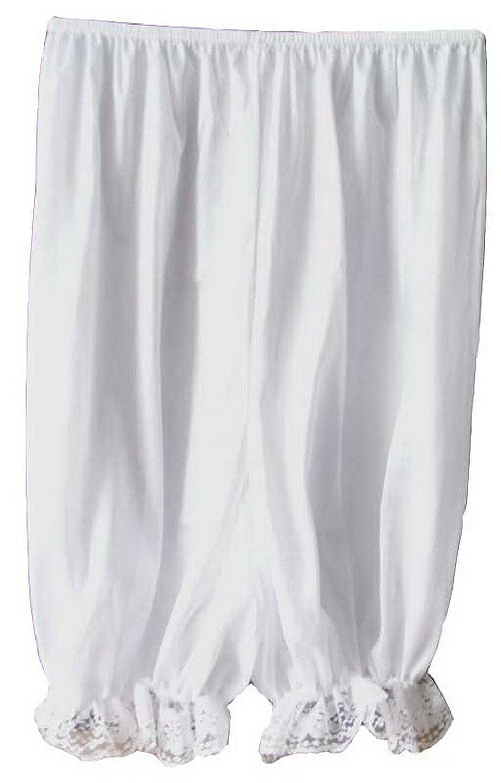 Frauen Handgefertigt Halb Slips UL1WH1 WHITE Half Slips Nylon Women Pettipants Lace bestellen
