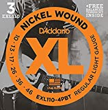 D\'addario Special XL Three Pack + Balanced Tension Set