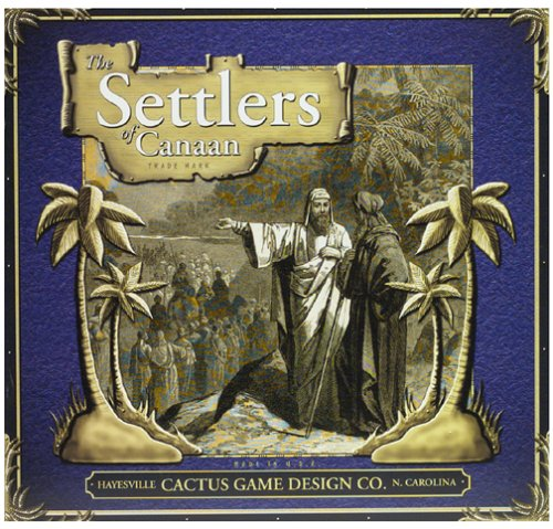 Settlers Of Canaan - 1