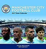 Manchester City Official 2017 Desk Easel Calendar (Calendar 2017)
