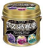 アース製薬 アース渦巻香 アロマセレクション 30巻缶入