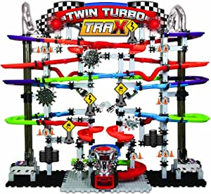 The Learning Journey Techno Gears Marble Mania Twin Turbo Trax