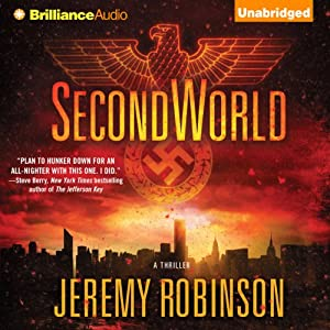 SecondWorld | [Jeremy Robinson]