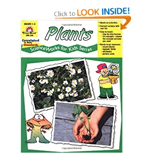 Plants, Grades 1-3 Don Robison, Jo Ellen Moore and Evan-Moor Educational Publishers