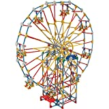 K'NEX Thrill Rides - 3-in-1 Classic Amusement Park Building Set - 744 Pieces - Ages 7+ Engineering Education Toy