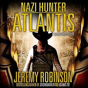 Nazi Hunter: Atlantis Audiobook