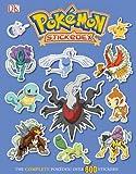 Pokemon Stickedex