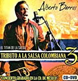 Tributo a La Salsa Colombiana 3 CD+DVD
