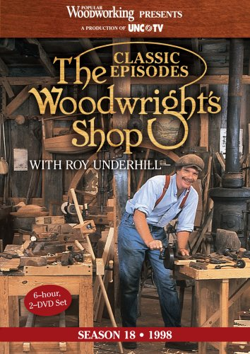 Classic Episodes, The Woodwright'S Shop (Season 18) front-663176