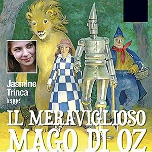 Il meraviglioso mago di Oz Audiobook