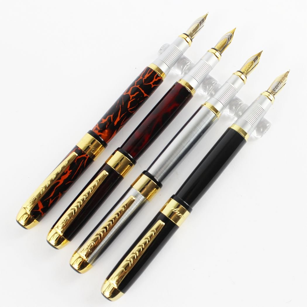 Padrino Fountain Pen 4 Pcs Jinhao 250 Fountain Pen