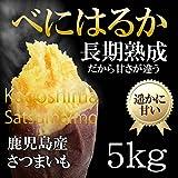 べにはるか (5kg) 紅はるか さつまいも 鹿児島県産 焼き芋におすすめ