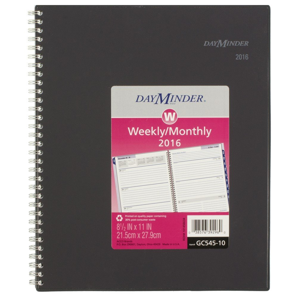 at a glance planner