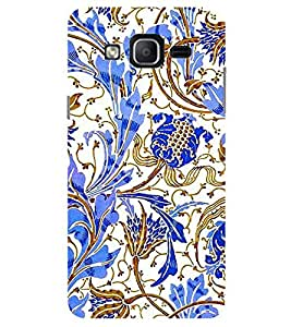 Evaluze graffiti color Printed Back Cover for SAMSUNG GALAXY ON7 2015