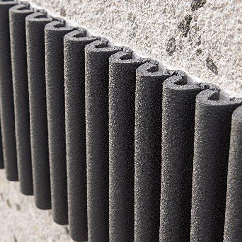 Mondaplen Wall Bumper Paracolpi Garage Strisce Adesive