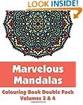 Marvelous Mandalas Colouring Book Dou...