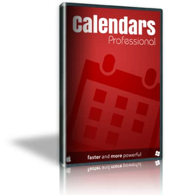 Calendars Professional 2017 WIN [Download]