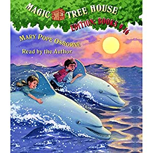 Magic Tree House Collection: Books 9-16 Audiobook