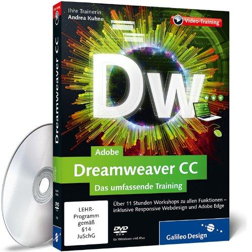 adobe-dreamweaver-cc-das-umfassende-training-auch-fur-cs6-geeignet