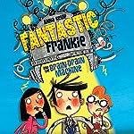 Fantastic Frankie and the Brain Drain Machine | Anna Kemp