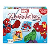 The Wonder Forge Marvel Matching Game, Blue