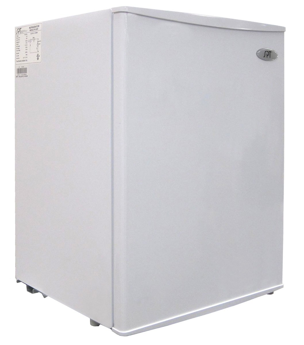 SPT 2 1/2 Cubic Foot Compact Energy Star Refrigerator Review