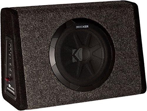 Kicker 11Pt8 8 Sub & 100W Amp In Thin Profile