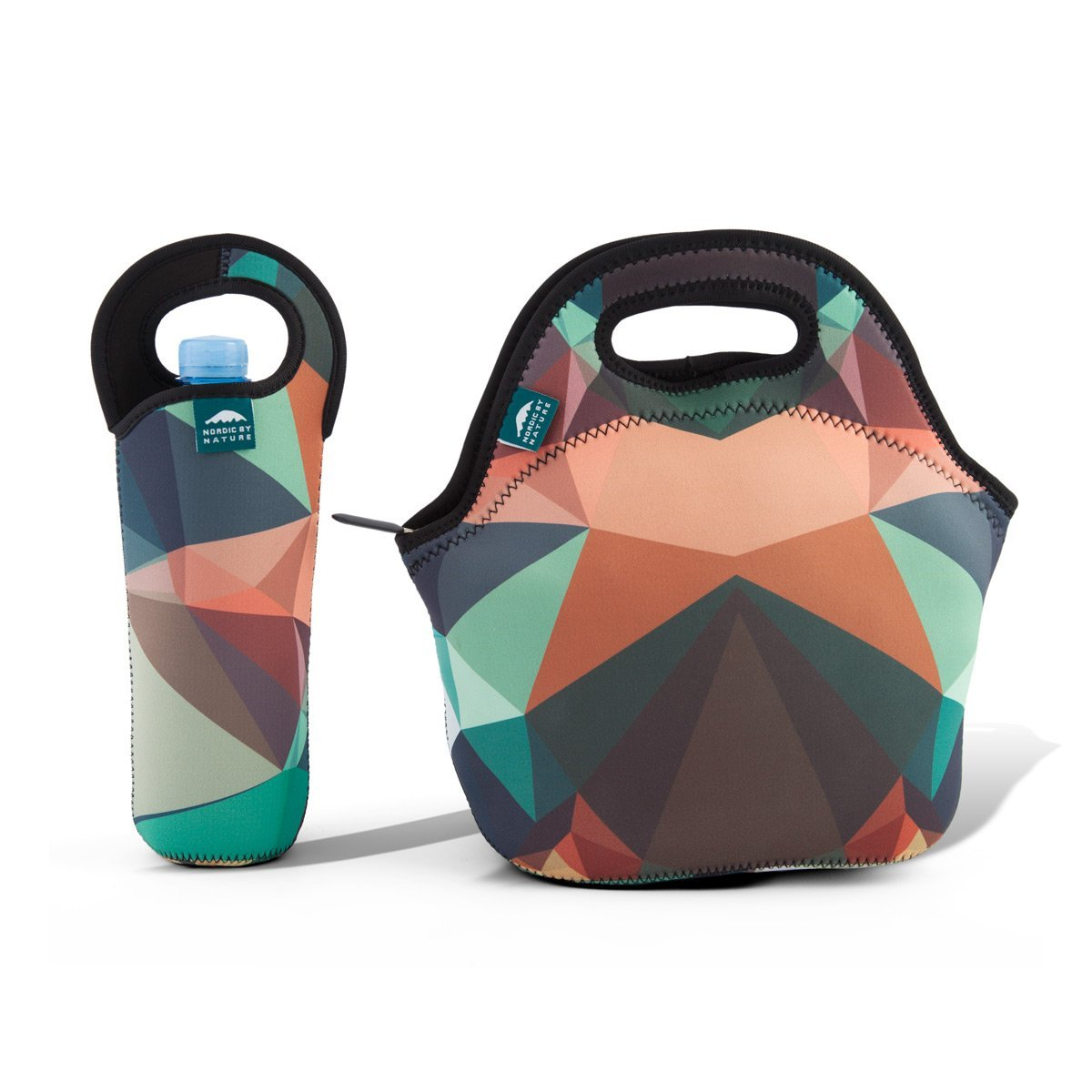 Insulated Nordic Neoprene Lunchbox