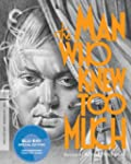 Man Who Knew Too Much [Blu-ray]