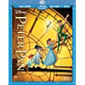 Peter Pan (Bilingual) (Diamond Edition) (Blu-ray/DVD Combo)